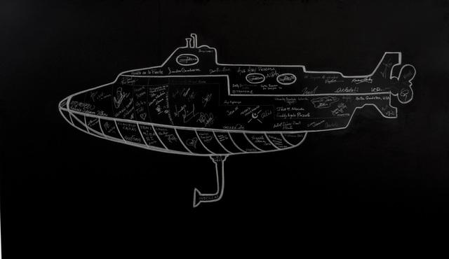 , 'Submarinos de mi pueblo,' 2012, Galerie Crone