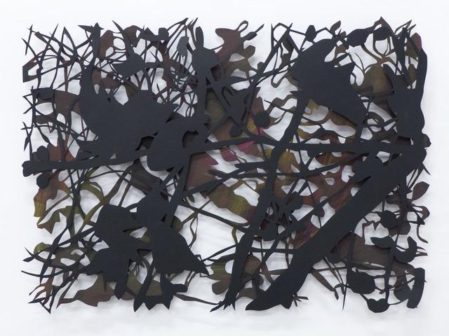 , 'Scrub,' 2015, Le Salon Vert