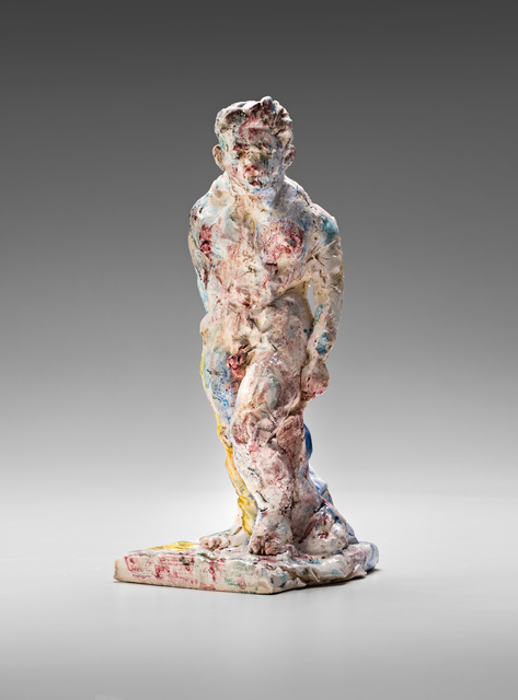 , 'Statue (standing),' 2015, Niagara Galleries