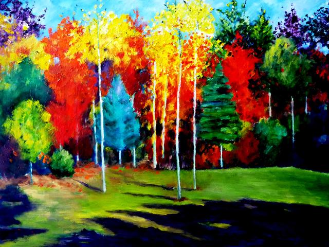 William Kelley, 'October', Walter Wickiser Gallery