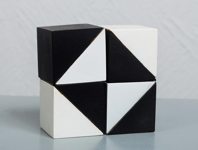 , 'Untitled ( cubinhos ),' 1989/2011, Galeria Raquel Arnaud