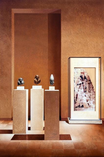 , 'Mythological Room II ,' 2015, Paul Stolper Gallery