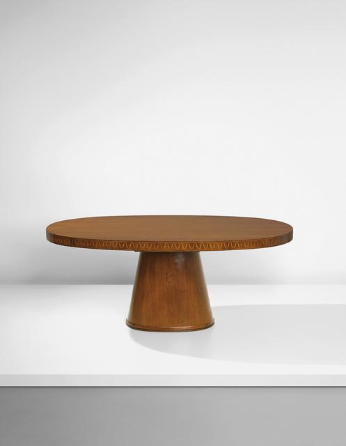 Paolo Buffa, 'Rare dining table', ca. 1949, Phillips