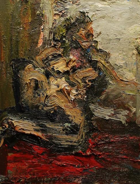 , 'Natalie nude,' 2017, Castlegate House Gallery