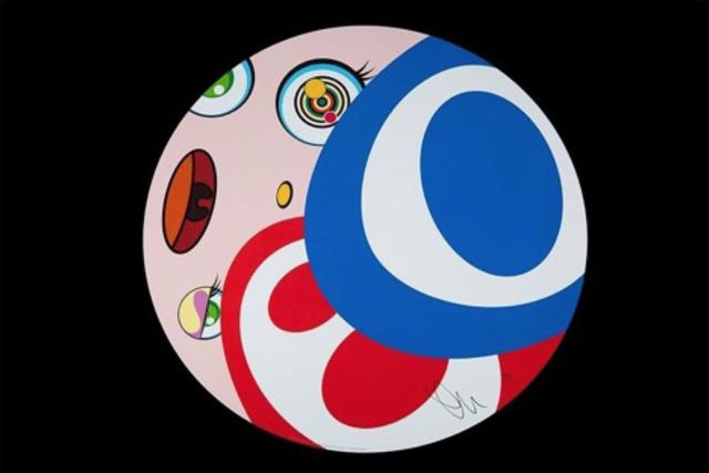 Takashi Murakami, 'We Are The Square Jocular Clan Print #10', 2018, Dope! Gallery