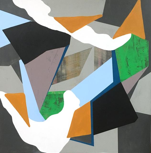 , 'I'm Flying,' 2017, Gallery at Zhou B Art Center