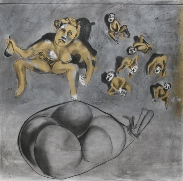 Francesco Clemente, 'Arreug Krieg', 1981, Ambrosiana Arte
