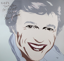 Portrait of Steve Lawrence