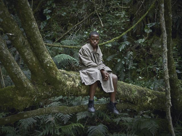 , 'Portrait #47, South Africa,' 2016, Yossi Milo Gallery