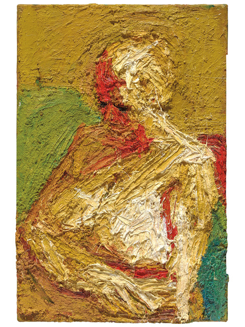 , 'E.O.W., Half-length Nude,' 1963, Tate Britain