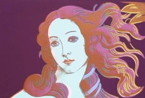 Andy Warhol, 'Birth of Venus II.317', 1984, OSME Fine Art