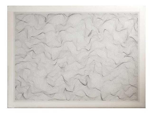 Dadamaino, 'Il movimente delle cose', 1994, Galerie Knoell, Basel