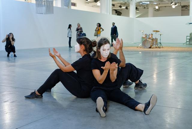 , 'Kar-a-sutra,' 2015, Biennale de Lyon
