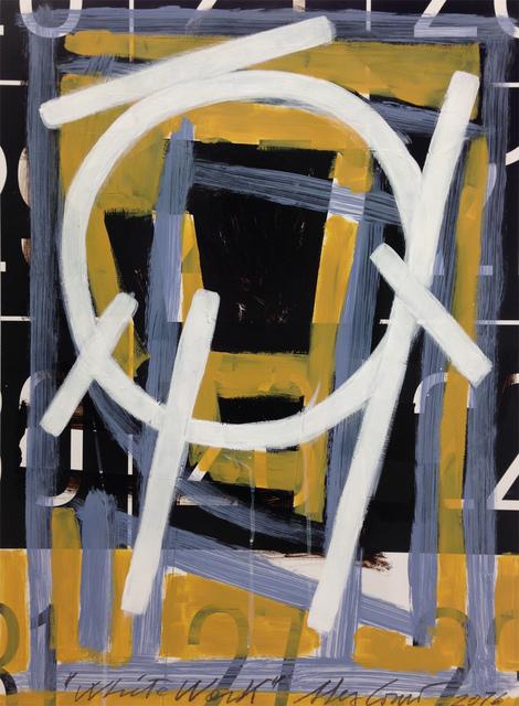, 'White Work,' 2016, Valley House Gallery & Sculpture Garden