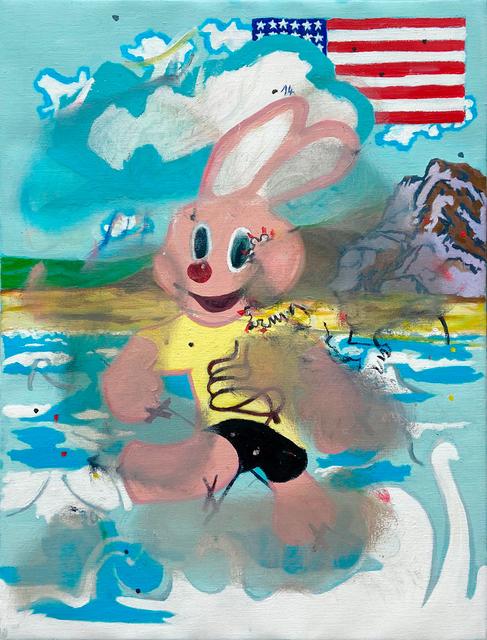 Antoine Goossens, 'Untitled', 2019, Painting, Oil on canvas, Galerie Zwart Huis