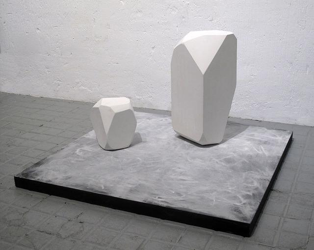 , 'Erosis (2),' 2016, Espacio Mínimo