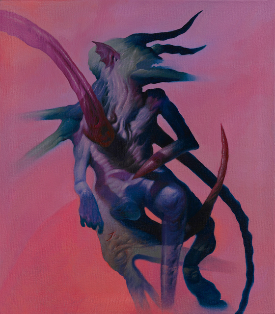 , 'The Whisper of Eblis,' 2019, Beinart Gallery