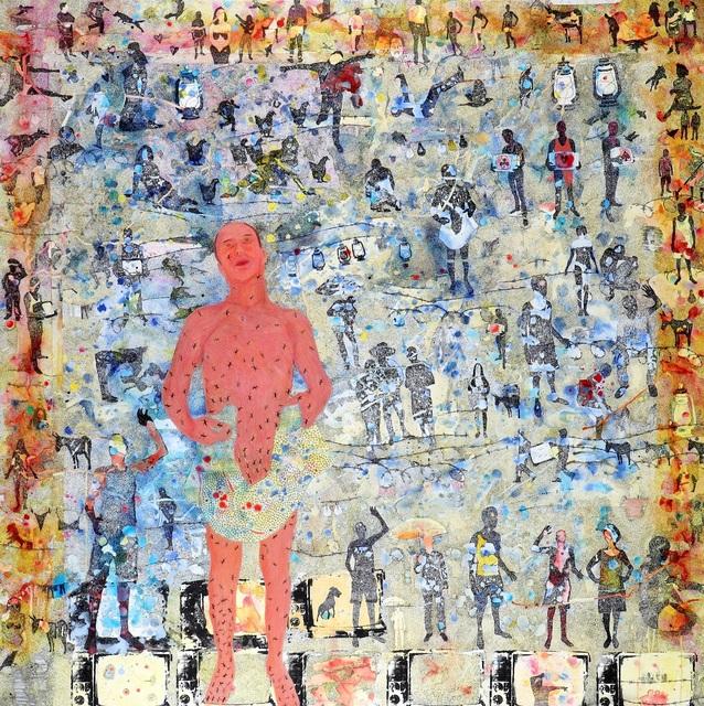 , 'En attendant…,' 2016, AGorgi Contemporary Art Gallery