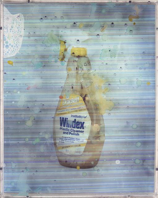Matthew Brandt, 'Windex Scan 027', 2013, Aperture Foundation: Benefit Auction 2019