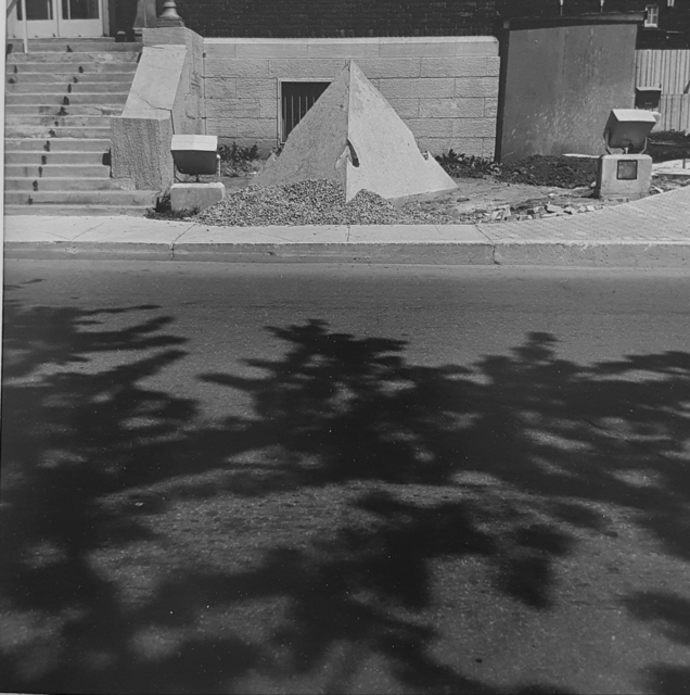 Charles Gagnon, 'Untitled (site)', 1977, Contact print, Art45