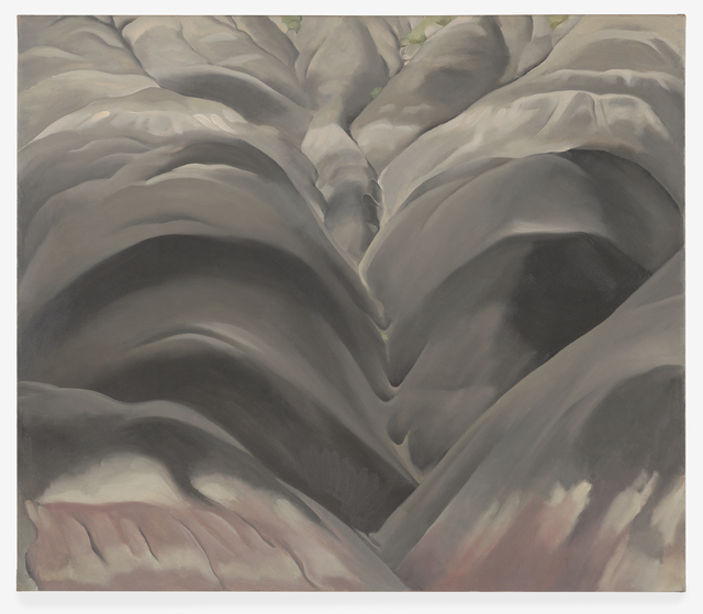 Georgia O'Keeffe, 'Black Place I', 1944, San Francisco Museum of Modern Art (SFMOMA)