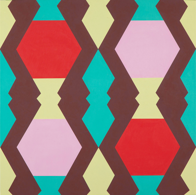 , 'Untitled (18.P2),' 2018, Octavia Art Gallery