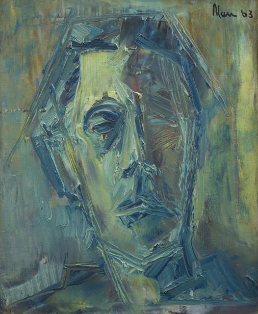, 'Self-Portrait,' 1963, Piano Nobile