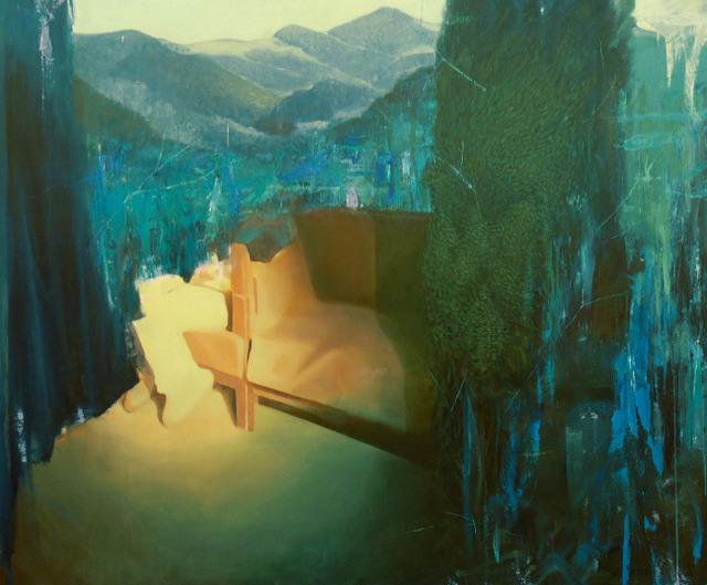 , 'a moment of silence,' 2013, NUNU FINE ART