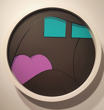 KAWS, 'Tondo', 2010, Rosenfeld Gallery LLC