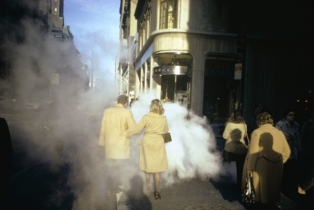 , 'Camel Coats, 5th Avenue, New York City,' 1975, Edwynn Houk Gallery