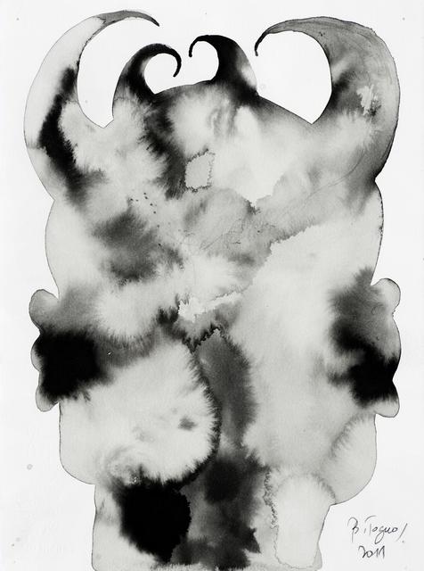 , 'Devil Heads IX,' 2011, Hopstreet