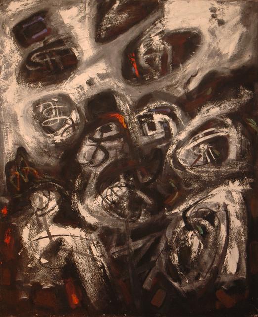 , 'Destruction,' 1956, DIE GALERIE