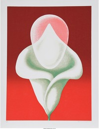 Clarence Holbrook Carter, 'Abstract Tulip,' 1979, Heritage Auctions: Valentine's Day Prints & Multiples