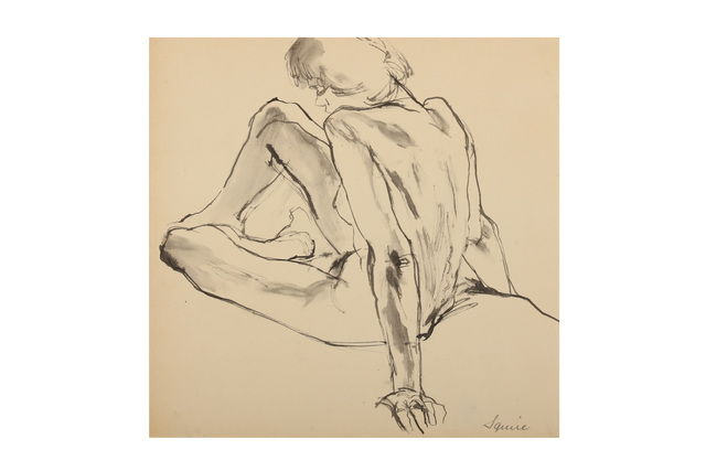 Geoffrey Squire, 'Six Nude studies each', Chiswick Auctions