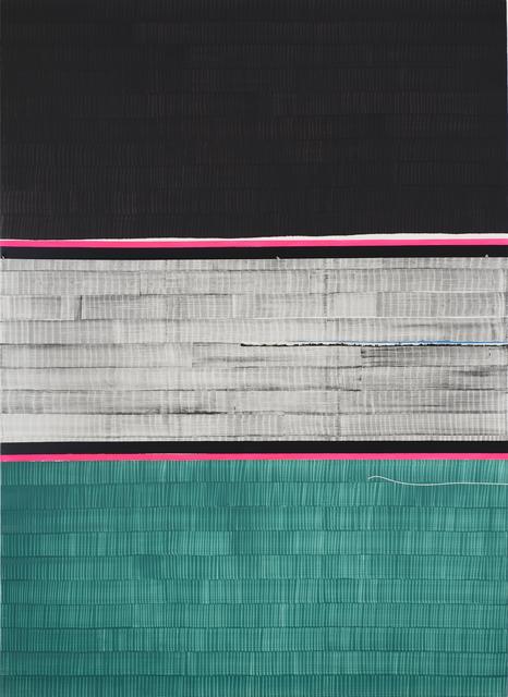 , 'Soñé que revelabas (Amu Daria),' 2015, Galerie Thomas Schulte