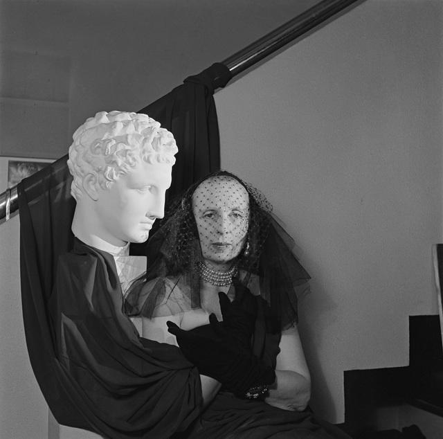 , 'Tamara de Lempicka,' 1948, Museum für Fotografie