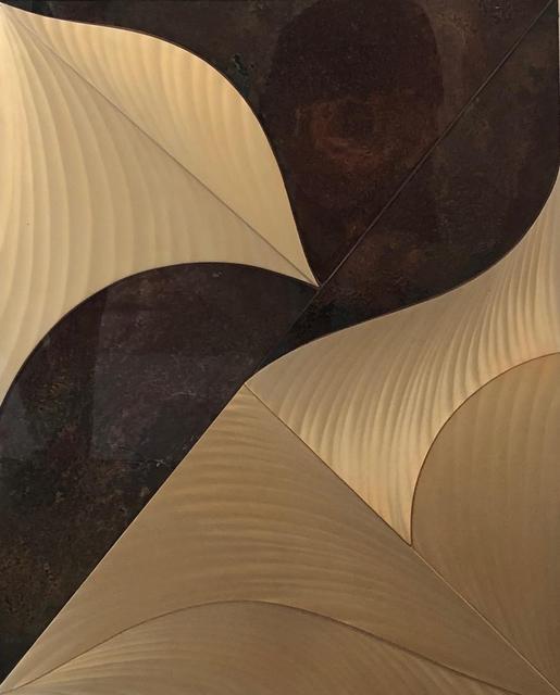 Laddie John Dill, ' Swan Song', 2019, Sculpture, 6061 Aircraft Aluminum, Timothy Yarger Fine Art