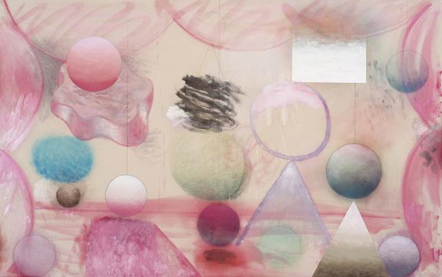 , '8000 Metres Down ,' 2018, Frestonian Gallery