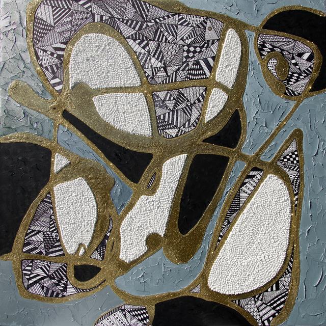 , 'Platinum Snowball II ,' ca. 2016, Samuel Lynne Galleries