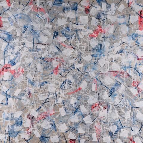 , 'Petals In The Wind ,' 2018, Belgravia Gallery