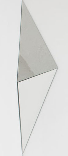Knut Henrik Henriksen, 'Untitled (A2)', 2008, Sculpture, Mirror, Sommer & Kohl