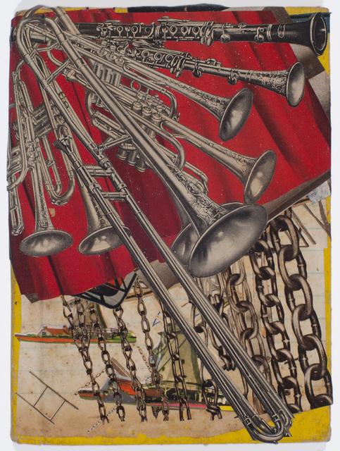 , 'Chorus,' 2016, Tayloe Piggott Gallery
