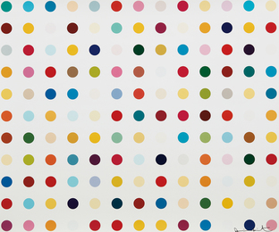 Damien Hirst, 'Lycergic Acid Diethylamide (LSD),' 2000, Phillips: Evening and Day Editions (October 2016)
