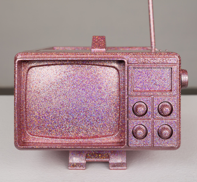 , 'Untitled (Portable Television),' 2019, Charlie James Gallery
