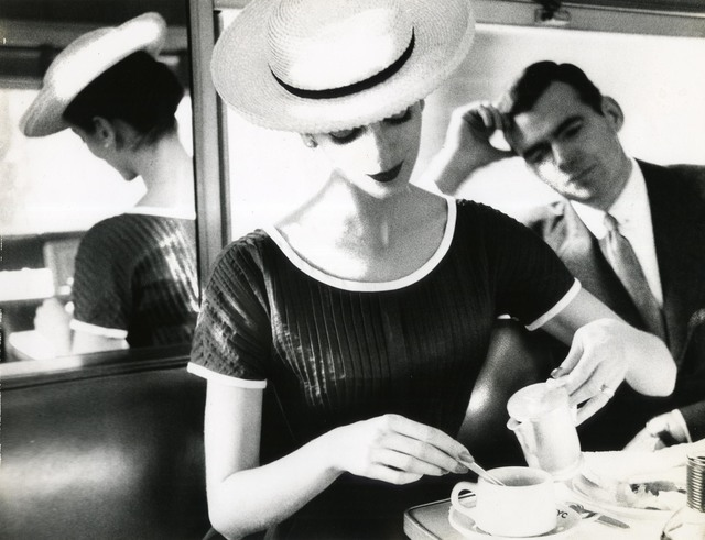 , 'Carmen Having Tea, 1950,' 1950, Edwynn Houk Gallery