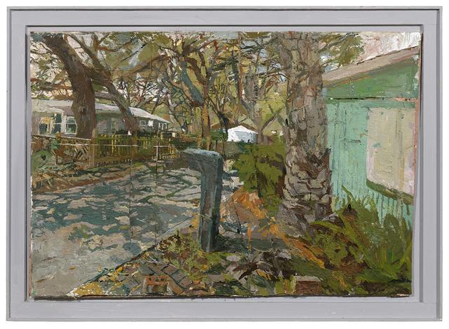 Stanley Lewis, 'Houses on Jekyll Island', 2017, Betty Cuningham