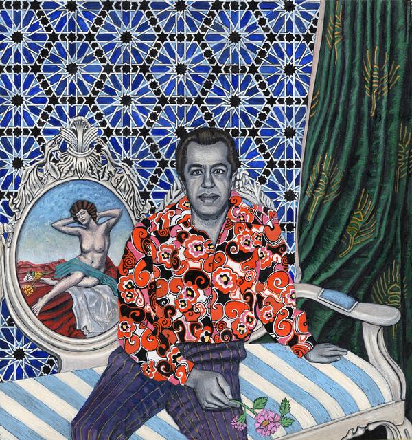 , 'Khosrow and Shirin,' 2019, Kristin Hjellegjerde Gallery