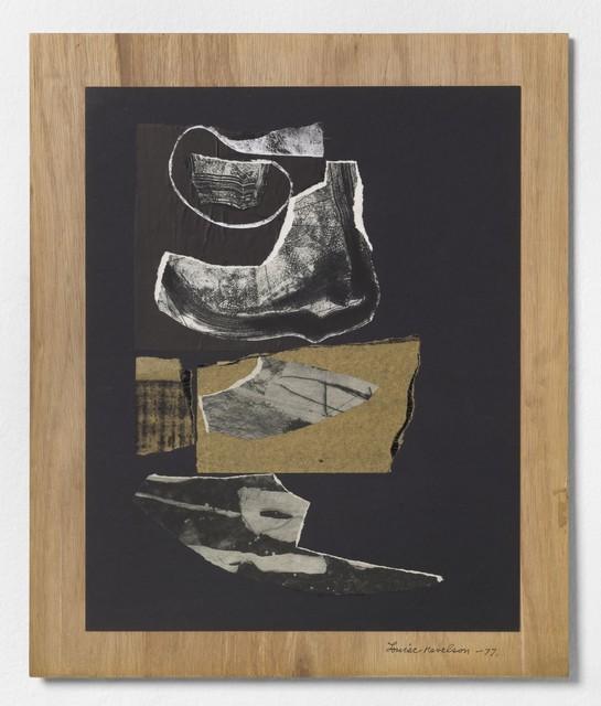 , 'Untitled,' 1977, Galerie Thomas
