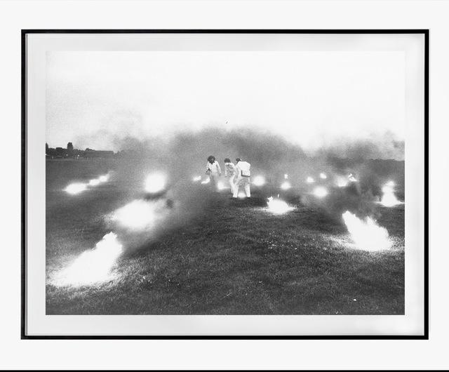 , 'Landscape for Fire II,' 1972 / 2018, Sean Kelly Gallery