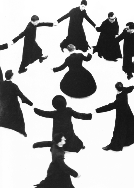 , 'Pretini #74 (from Io non ho mani che mi accarezzino il volto (I have no hands that caress my face),' 1958, Robert Klein Gallery